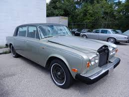 Seller Of Classic Cars 1976 Rolls Royce Silver Shadow Greengreen