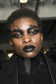london fashion week aw18 6 of the most striking makeup looks