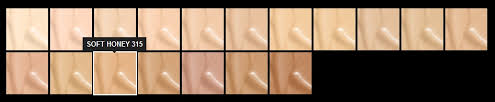 Maybelline Fit Me Colour Chart Product Review Maybelline Fit Me Foundation Range