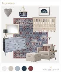 Edesign Interior Design Portfolio Nursery Design Little Crown Interiors