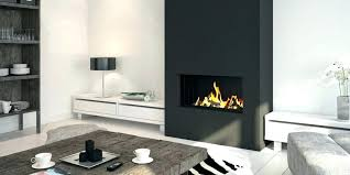 modern ventless gas fireplace what is a fireplace insert