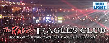 The Rave Eagles Club Vip Balcony