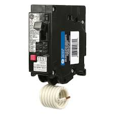 How Many T8 Lights On A 15 Amp Circuit Ge Q Line 15 Amp Single Pole Dual Function Arc Fault Gfci Breaker