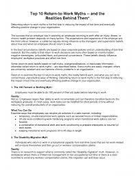 Sample Cover Letter For Mom Returning To Workforce Cover Letter Resume And  Letter Writing Example