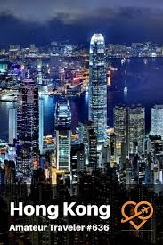 City Lights Podcast Travel To Hong Kong A One Week Itinerary Podcast Hong
