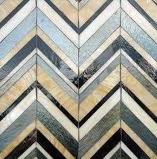 Mosaic Pattern Impressive Zig Zag Mosaic Pattern Mosaicsnyc