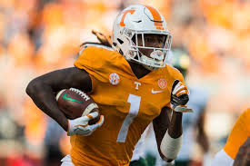 First Look Projecting The Tennessee Vols 2019 Offensive