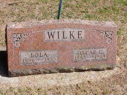 Lola Mildred Rhodes Wilke (1896-1990) - Find A Grave Memorial
