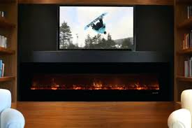 led electric fireplace a led electric fireplace has less maintenance and initial cost firefly led wall mounted electric fireplace with bluetooth speakers