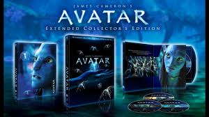 avatar extended collector s edition blu ray disc box set review  avatar extended collector s edition blu ray 3 disc box set review