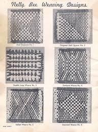 Weaving Loom Patterns Stunning Woof Nanny Weaving On A Handheld Loom
