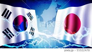「日韓問題 フリーイラスト」の画像検索結果