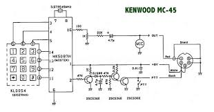 please note kenwood mc 45 microphone mk1