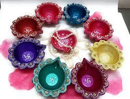 Diya Painting Designs Fresh Diya Colouring Ideas To Dazzle This Diwali Dress