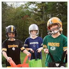 jersey Bay Sports 5-9 Set Franklin Ages Green Helmet Packers -