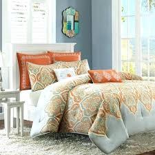 orange and gray bedding sets orange and gray bedding gray bedding orange duvet orange and green orange and gray bedding
