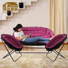 comfortable chairs for bedroom. Fine Bedroom Three Piece Sofa Chair Folding Leisure Bedroom Comfortable  Recliner Chairs Moon On Aliexpresscom  Alibaba Group In Comfortable Chairs For Bedroom