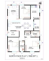 surprising home plans as per tamil nadu style north direction plot 3 bedroom house 4