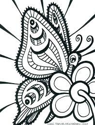 Easy Printable Coloring Pages To Print Colouring Cute Free Sheets