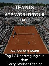 Amazon.de: Tennis: ATP World Tour 500 - Gerry Weber Open in Halle  (Westfalen) - Tag 1/Übertragung aus dem Gerry-Weber-Stadion ansehen