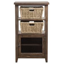 sofa table with wine storage. Sceinnker Rustic Accent Cabinet Sofa Table With Wine Storage
