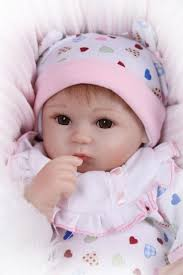 <b>Hot Sale</b> NPK <b>Real Silicon</b> Baby Dolls About 18inch Lovely Doll ...