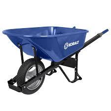 display reviews for 6 cu ft steel wheelbarrow flat free tire s
