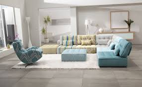 Modern Furniture For Living Room Living Roomsectional Sofas And Various Colors Printed Sofas And