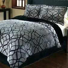 raiders bed set bedroom black and gray comforter with sham on grey bed frame with bedroom raiders bed set