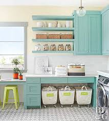 Laundry office Cabinet Laundry Room Storage Shelving Rolling Bins The Closet Doctor Laundry Room Storage Design