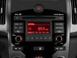 2010 Kia Forte Koup Radio Interior Photo | Automotive.com