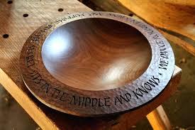 large wooden bowls salad bowl canada wood fruit
