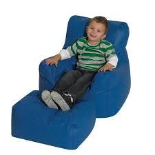 cf610 038 cozy chair ottoman blue