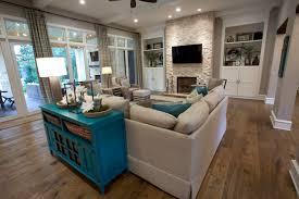 open floor plan decorating tips
