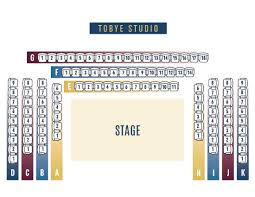 Seating Maps The Naples Players