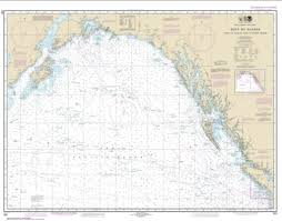 Southeast Alaska Nautical Charts Gulf Of Alaska Strait Of Juan De Fuca To Kodiak Island 531