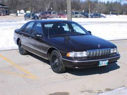 1996 Chevrolet Caprice - Information and photos - ZombieDrive
