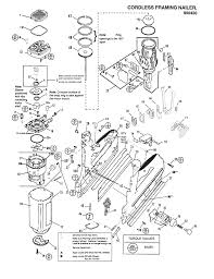 44 paslode framing nailer parts diagram dzmm