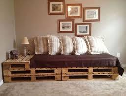 Image result for beds made of pallets for sale