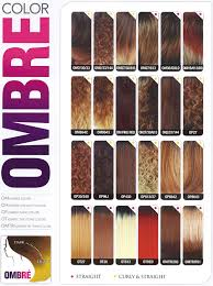 Freetress Color Chart Outre Hair Colors In 2016 Amazing Photo Haircolorideas Org