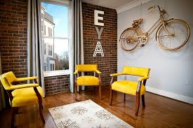 view in gallery vintage wall mounted bike painted in gold for the contemporary living room with a dash