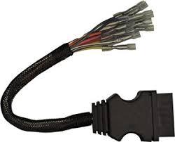 1304744) boss harness repair kit, 13 pin, plow side boss wiring harness diagram (1304744) boss harness repair kit, 13 pin, plow side