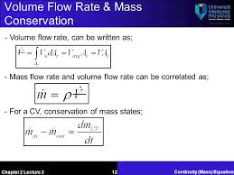 equation for volumetric flow rate jennarocca