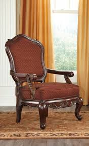 traditional chair design. Accent Chairs Discount Prices With Traditional Ashley North Shore Chair Design