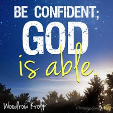 Christian Confidence Quotes Best Of 24 Reasons For Confidence In God ChristianQuotes
