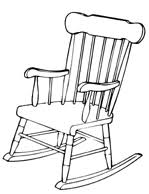 rocking chair drawing easy. in this episode, building a rocking chair, norm used the following tools: chair drawing easy ,