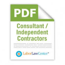 Legal Forms Contract - com Security Services Laborlawcenter From Business Self-employed Guard