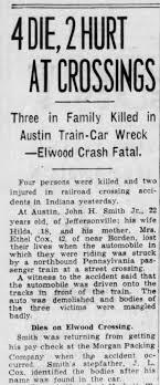 John Smith, Hilda Smith, Ethel Cox, Death - Newspapers.com