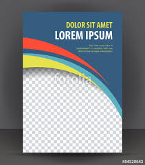 free magazine layout template best solutions of magazine flyer brochure cover layout design print