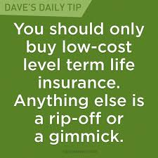 level term life insurance is term life insurance that is guaranteed to have the same premium and the same benefit for a certain number of years